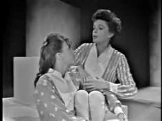 Judy and Liza Medley - 1963    Judy and Liza sing a wonderful medley of songs on episode #3 of the Judy Garland Show. This performance was filmed on July 16, 1963 and aired on November 17, 1963. Liza was 17 years old.
