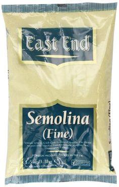 East End Semolina Fine 1.5 Kg (Pack of 6)