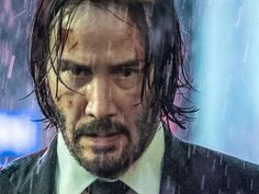 John Wick 4 announced with 2021 release date. Keanu Reeves to return as Wick in two years. Keanu Reeves John Wick, Keanu Charles Reeves, Elvis Presley, John Wick Hd, John Rick, Dark Evil, Peinados Pin Up, Afro, Black And White