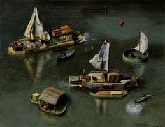 Johan Scherft - Waterworld II