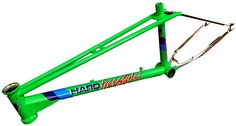 Haro Bikes Lineage Master DMC Frame at Albe's BMX