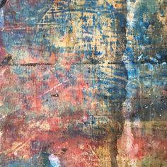 The artist table. #table #colors #wood #arte #artwork #artist #workshop #igers #igersitalia #igersemiliaromagna #igersbologna
