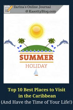 Where to go for a vacation trip? What are the best places to visit in the Caribbean? Check out this top 10 list of the best places to visit in the Caribbean with insights into natural and historical wealth of each individual island. | #travel #traveltips #travellife #traveler #traveling #traveller #travelling #vacation #caribbean #cuba #bahamas #jamaica #ocean #palmtrees #beach #holidays #cuba #aruba #bonaire #snorkeling #diving #caribbeanislands #bestplacestovisit #traveljunkie