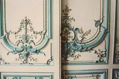 *Rococo Revisited - versailles (by pearled) Shabby French Chic, Shabby Chic Français, Palace Of Versailles France, Chateau Versailles, Marie Antoinette, Ravenclaw, Tiffany Blue, Shades Of Green, My Dream Home