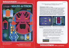 TRON Maze-A-Tron (1982)