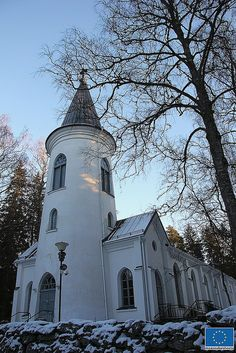 The Church of Törnävä, Seinäjoki   Törnävänkirkko Seinäjoella © Jari Ratilainen, 2013