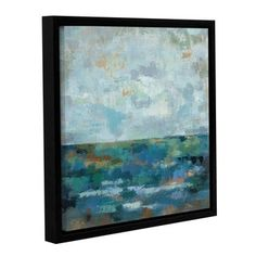 Shop for ArtWall Silvia Vassileva's Seascape Sketches 2, Gallery Wrapped Floater-framed Canvas. Get free delivery at Overstock.com - Your Online Art Gallery Store! Get 5% in rewards with Club O!