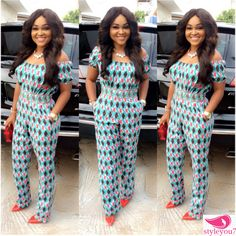 top ankara jumpsuit styles for 2016 - style you 7