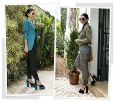 Alice Ferraz e a tendência dos calçados: salto plataforma, ótimo para usar em diversas ocasiões