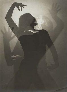 Edmund Kesting - Tanz Dore Hoyer, Dresden,1926. s)