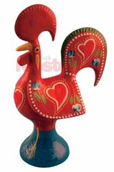 Portugese Good Luck Roosters for the kitchen