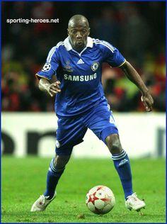 Claude MAKELELE Chelsea FC