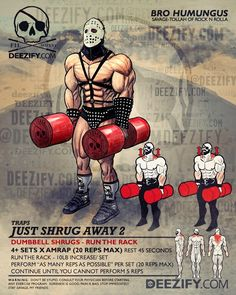 Routines - Selecting A Best Workout Routine - Fitness Training Routine Hero Workouts, Fit Board Workouts, Gym Workouts, Traps Workout, Superhero Workout, By Any Means Necessary, Workout Posters, Biceps Workout, Muscle Fitness