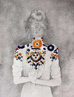 Izziyana Suhaimi illustration