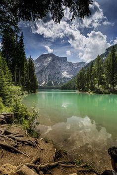 Lake Braies (Italy) by Kim Schou / 500px