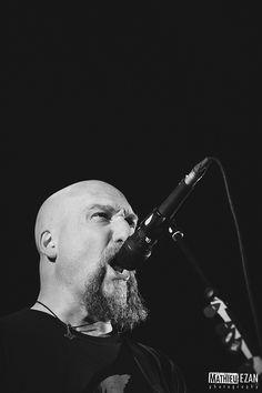 Steve Von Till, Neurosis - Hellfest 2013 by Mathieu Ezan (Metalorgie)