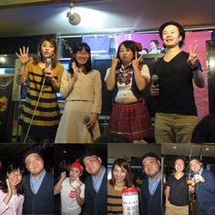 ブログ更新しました。『じゅんいちダビッドソン ピン芸人ナイト Vol.13 @ cafe Round87』⇒ http://amba.to/1OOjmUg