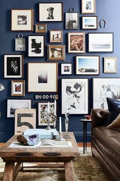 Our Gallery in a Box set comes with everything you need to easily create a beautiful wall of memories. Choose from a set of six, 10 or 15 wood frames with archival mats to add a display in any space. Picture Frame Store, Picture Frames, Wall Art Decor, Room Decor, Beautiful Wall, Box Frames, Fun To Be One, Custom Framing, Living Spaces