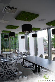 Hotel Gorczowski w Chorzowie | Zielone ściany Greenarte