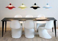 Louis Poulsen Ph 50 Pendant Light – Dining Setting.jpg
