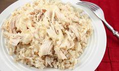 Slow Cooker Creamy Italian Chicken