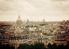 Gorgeous Paris.