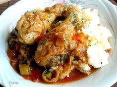 Danina kuhinja: Piletina u kiselo- slatkom sosu