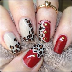 Instagram photo by miaonoirnails #nail #nails #nailart