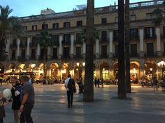 Plaza Reyal - Barcelona