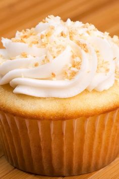 Coconut Cream Cheese Frosting
