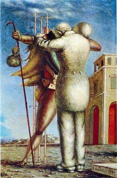 The Prodigal Son - 1924  Giorgio de Chirico