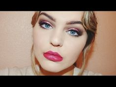 Berry shimmer | Makeup Tutorial - YouTube