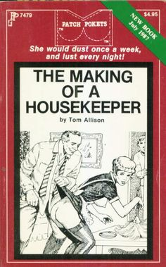 The Making Of A Housekeeper by Tom Allison