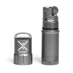 De Exotac titanLIGHT grijs is een robuuste, hervulbare aansteker die gebruik maakt van aanstekervloeistof. Waterdicht tot 1 meter! Outdoor Survival Gear, Edc, Lighter, Design, Tools, Design Comics, Every Day Carry