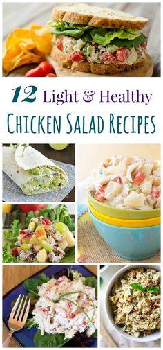 ... | Chicken Salads, Hot Chicken Salads and Chicken Salad Recipes