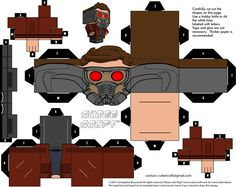 star lord cubeecraft by jagamen