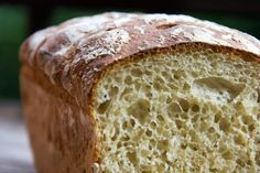No-knead Bread in two hours or less