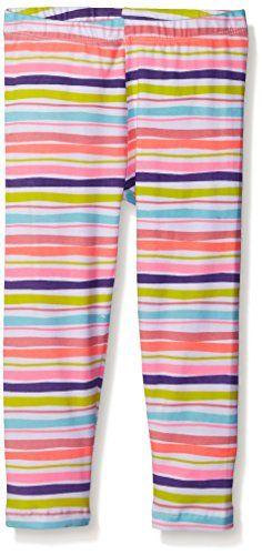 Kidtopia Toddler Girls Printed Solid Legging Stripes, Bright White, Solid comfortable legging with stripe print Striped Leggings, Leggings Are Not Pants, Striped Tee, Printed Leggings, Black Leggings, Toddler Leggings, Boyfriend Tee, Stripe Print, Toddler Girls