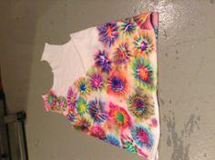 sharpie and rubbing alcohol tshirt design