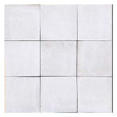 Zelliges wit blanco 10 x 10 cm per m2
