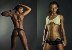 Сушка тела для девушек (правила + меню + тренировки)