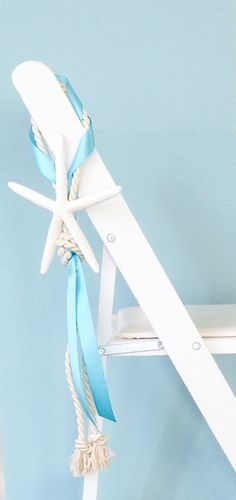 Hey, I found this really awesome Etsy listing at https://www.etsy.com/listing/242101565/beach-wedding-decor-starfish-chair