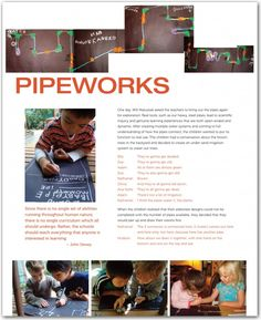 documentation of project work