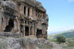 Historical ruins of Tlos #history #travel