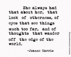 That look of #otherness