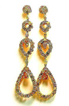 LeVian Diamonds' edible, I think!  Luscious, natural color!