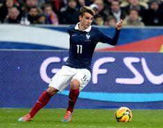 Antoine Griezmann France World Cup 2014 .. http://sdgpr.com/antoine-griezmann.html