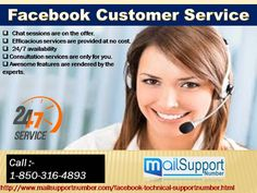 How can I get in touch with the Facebook Customer Service team? @1-850-316-4893