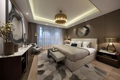 Showflat H Of Chengdu CR Bund Briliance Phase II - Picture gallery