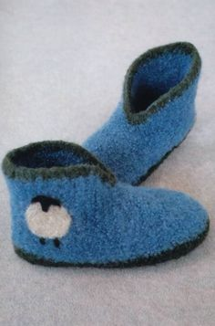 Favorite Wool Felted Slippers - Bing Images